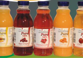 Fruit Juices – 100%